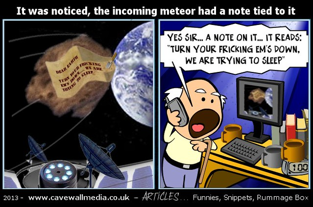 cave-wall-media_articles_Funnies_Meteor-with-note-on-it_Turn-your-fricking-EM's-down....