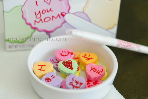 Valentine's Day Create Your Own Conversation Hearts