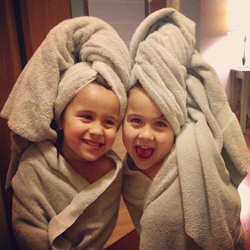 These girls... #loveit