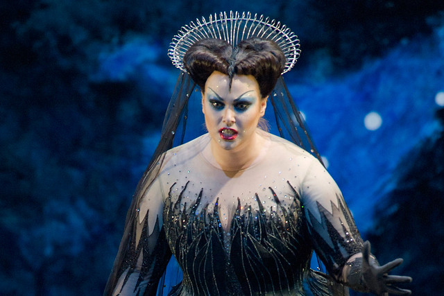 Jessica Pratt in Die Zauberflöte (The Magic Flute) © ROH/Mike Hoban 2011