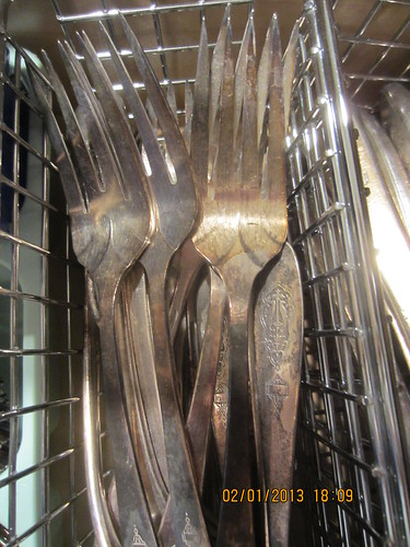 Photo A Day Feb 1--Fork by marie watterlond