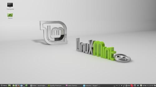 Fons de Pantalla 2013 Linux Mint