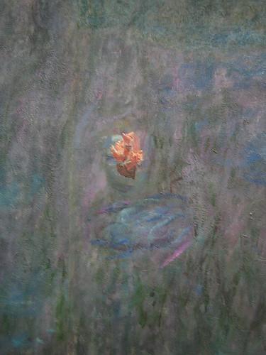 Les Nymphéas (4), Claude Monet, Musée de l'Orangerie, Paris