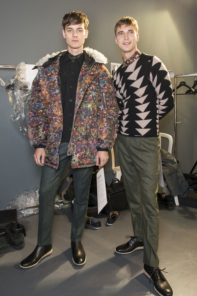 FW13 Paris Paul Smith120_Douglas Neitzke, Clement Chabernaud(fashionising.com)