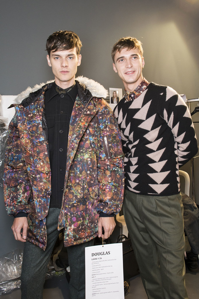 FW13 Paris Paul Smith121_Douglas Neitzke, Clement Chabernaud(fashionising.com)