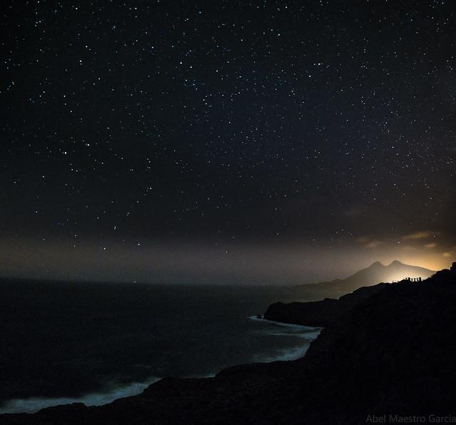 Mis noches en Cabo de Gata - My nights in Cabo de Gata