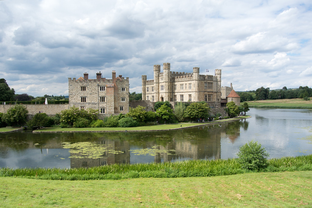 Leeds Castle Hollingbourne Circular via Hucking