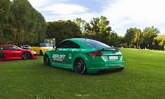 RS-Tuning Hungarys TTRS on Rotiforms