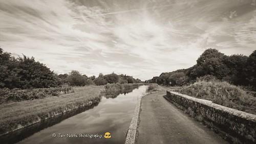 The aqueduct near Vicarstown, Co Laois, Ireland