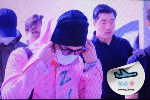 Big Bang - Incheon Airport - 24sep2015 - avril_gdtop - 02