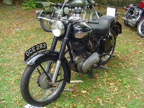 OCE 283 Royal Enfield Bullet 1955