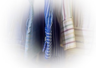 Stripes in the closet