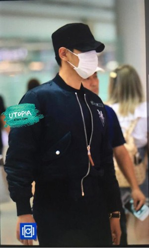 Big Bang - Incheon Airport - 26jun2015 - Utopia - 06