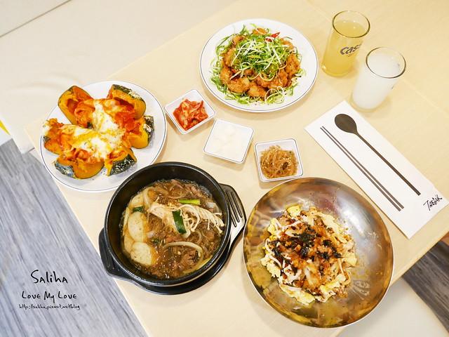 台北東區忠孝敦化站韓式國料理韓國餐廳推薦 (1)