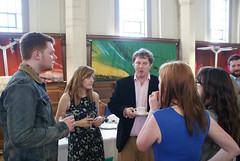 Launch of 'The Glorious Thing, 23/6/13