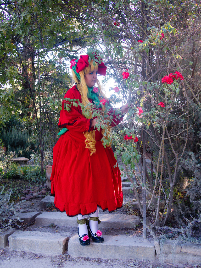 related image - Shooting Shinku - Rozen Maiden - Jardin des Doms - Avignon -2016-08-15- P1520222