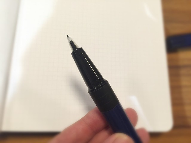 ペンジャケット ペン先部分