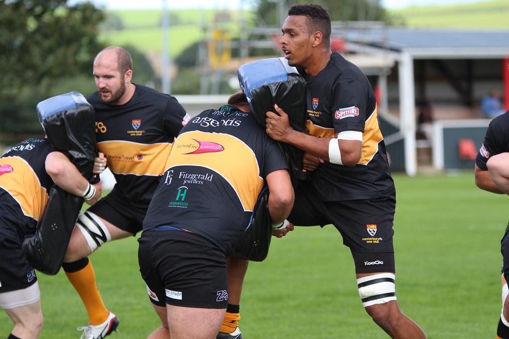 v Barnstaple | 17 September 2016 | Canterbury Rugby Club | Flickr