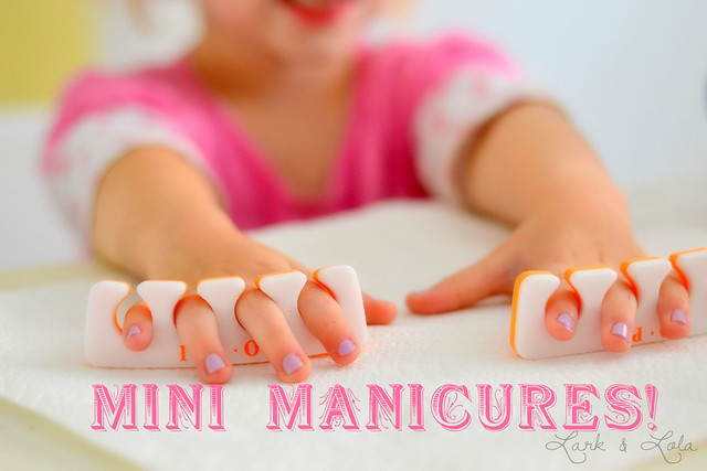 Mini Manicures!