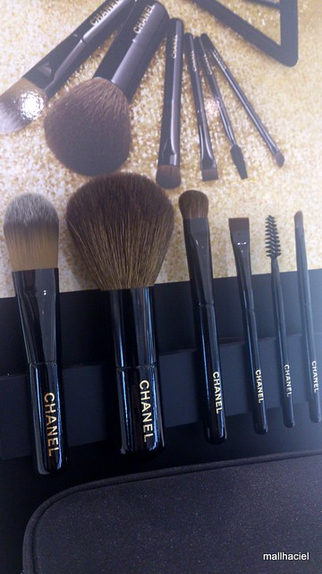 Chanel Make Up Brushes