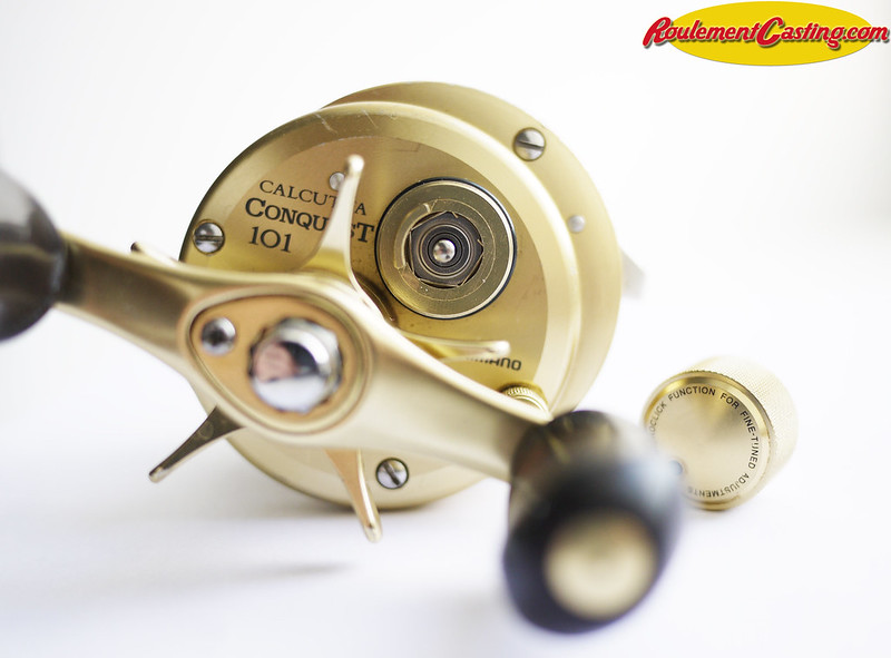 Shimano Conquest 101 BocaBearings 12
