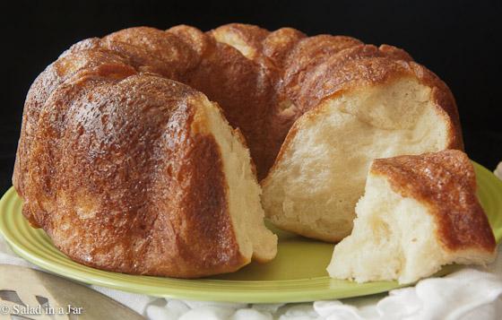Bread Machine Monkey Bread Inspired by Helen Corbitt