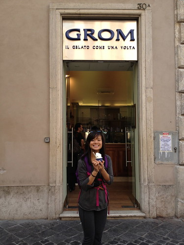Grom Rome