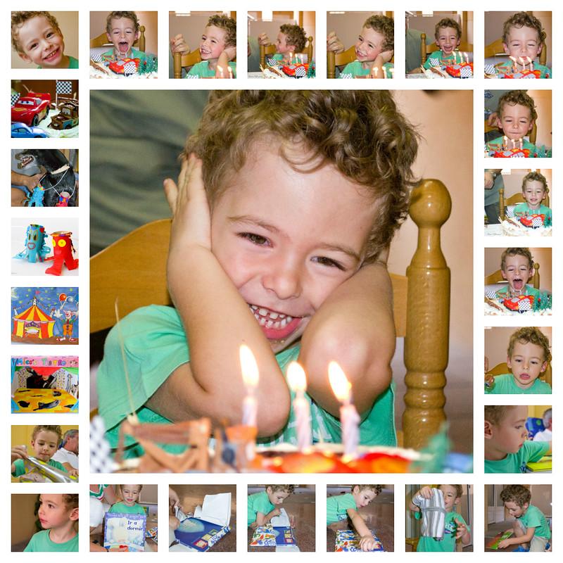 3er Cumpleaños