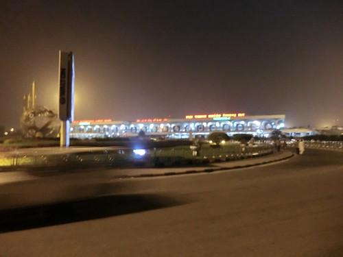 シャージャラル国際空港@ダッカ バングラデシュ