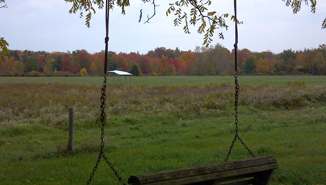 Healing Places: Farm Pasture in Upstate New York