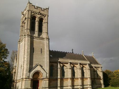 Woburn church