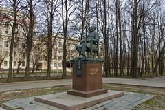 Statue de Anatoly F. Coney
