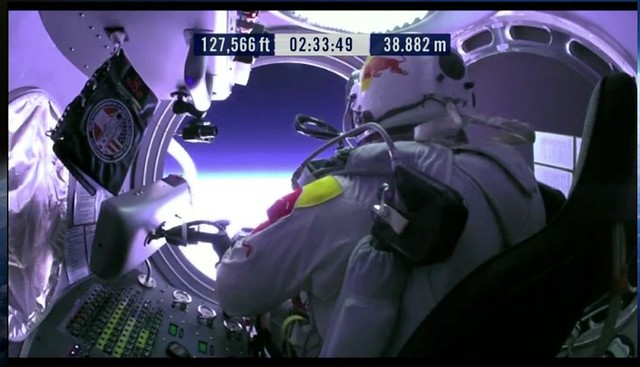 Pod Bay doors are open! Live Broadcast | Red Bull Stratos