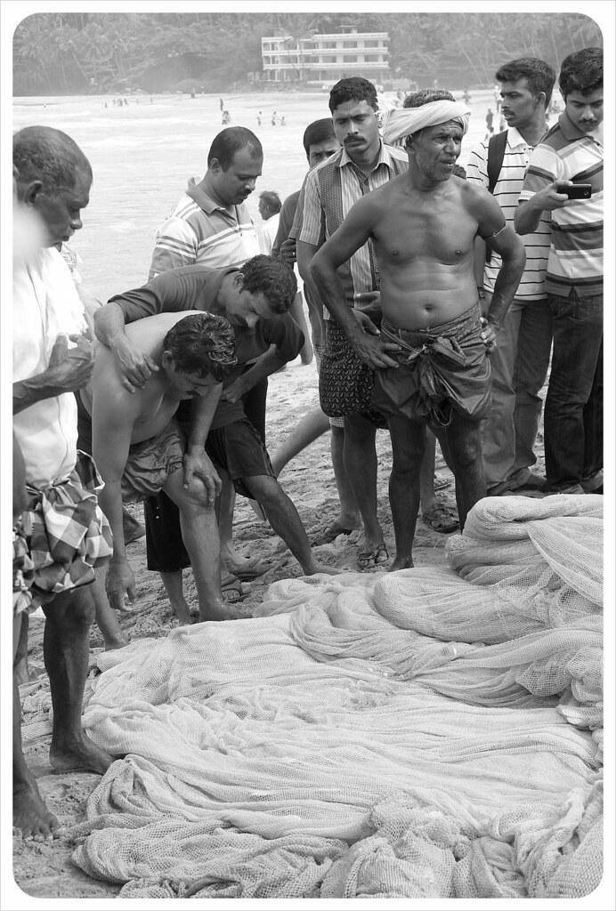 kovalam fishermen