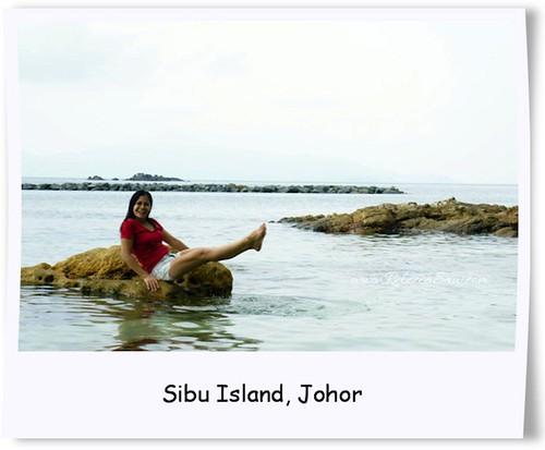 Sibu Island, Johor
