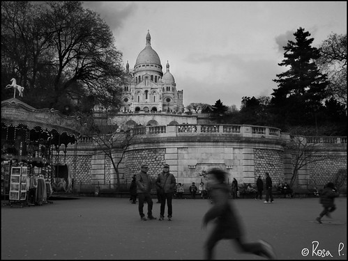 France - Paris - Montmartre