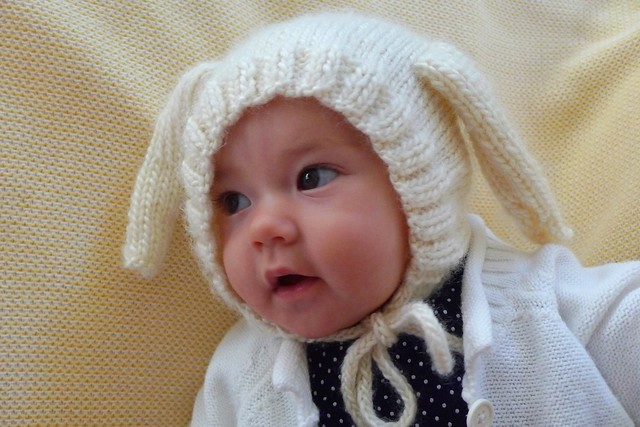 hunny bunny bonnet