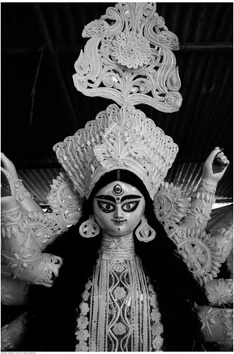 Traditional Bengali Attire