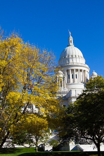 Statehouse Fall 2012 by GoProvidenceRI