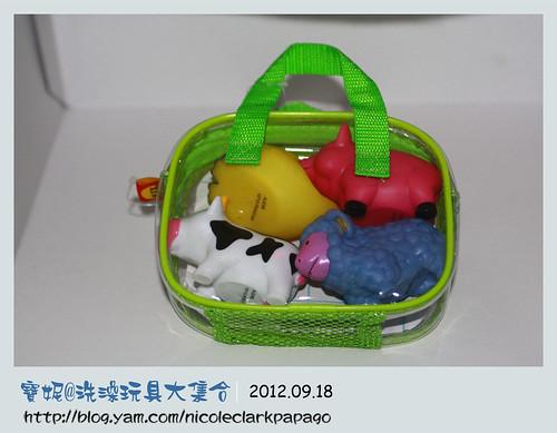 十個月全記錄_洗澡玩具大集合2