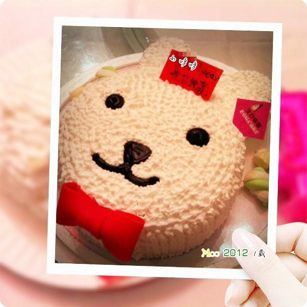 1歲 兔子蛋糕