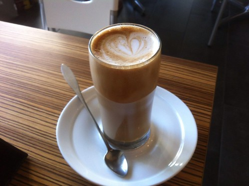 Latte at Leva by raise my voice