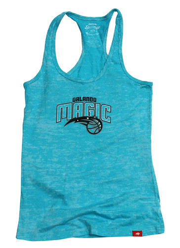 ORLANDO MAGIC LOGO TANK TOP SHIRT BY SPORTIQE APPAREL