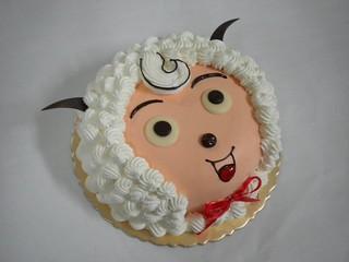 生日蛋糕 喜羊羊