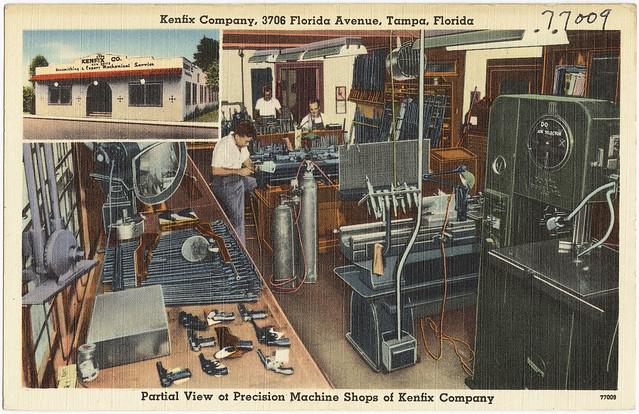 boston machine shop