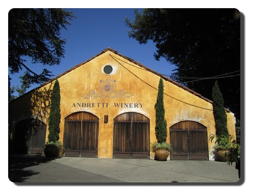 Wine country: California's Sonoma and Napa Valley