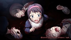 Corpse Party Book of Shadows on PSP