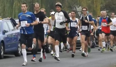 Maraton ve Stromovce: Dražan nejrychlejším z rychlých