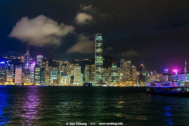 2012 香港夜景