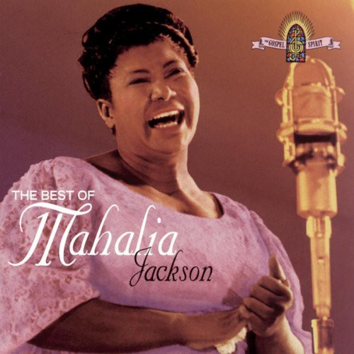 Mahalia Jackson on the cover of an album. The New Orleans native was a leading force in gospel music during the period between the 1950s and early 1970s. by Pan-African News Wire File Photos